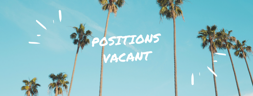 POSITIONS VACANT (1)