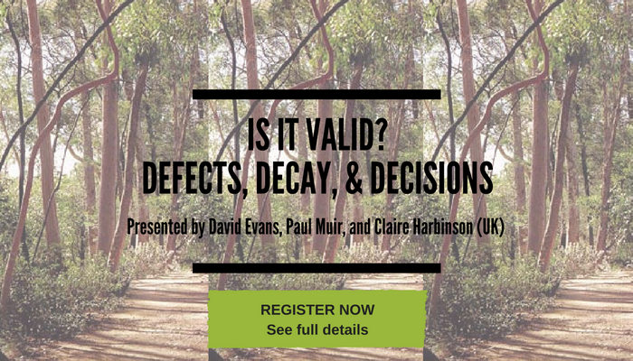 Is It VALID? – Defects, Decay and Decisions