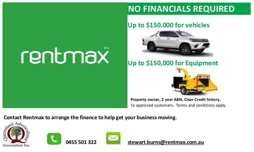 Rentmax – Finance
