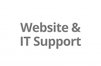 Website and IT Support